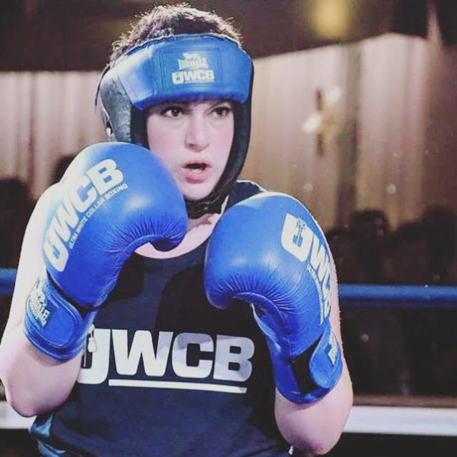 Nadia Finer how boxing helped me overcome my shyness 3