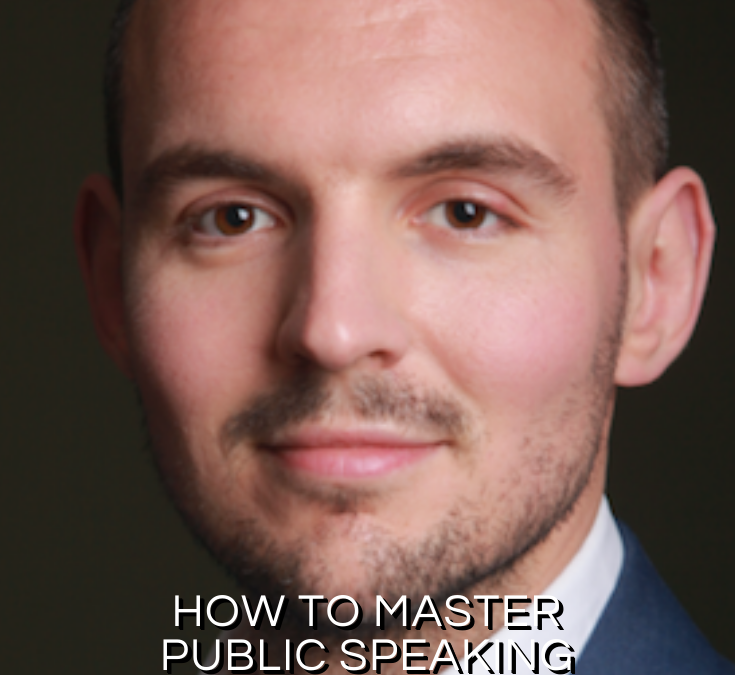 Episode 8: How to master public speaking even if you're shy – with public speaking coach Stephen Lynch
