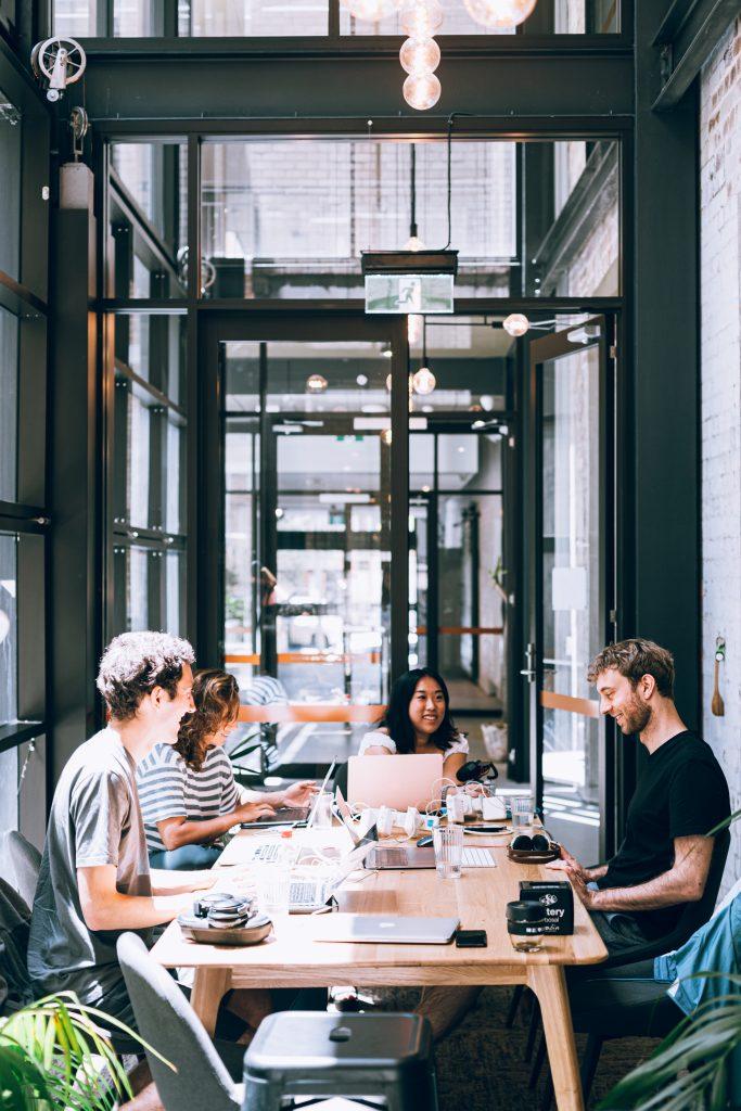 work meeting